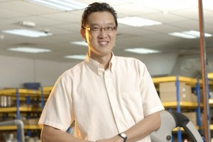 Boon-Heang Tan, Production Manager (System Assemblies)