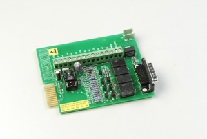 Interface board